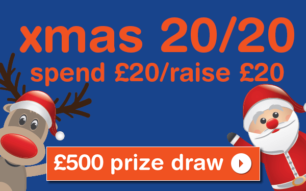 Xmas Draw 20/20 Launch