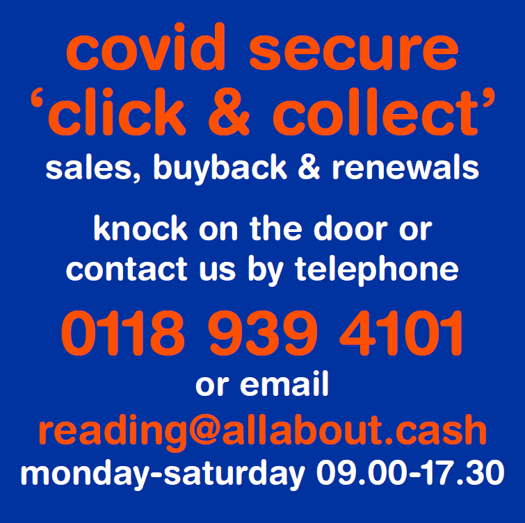Covid Click and Collect Reading